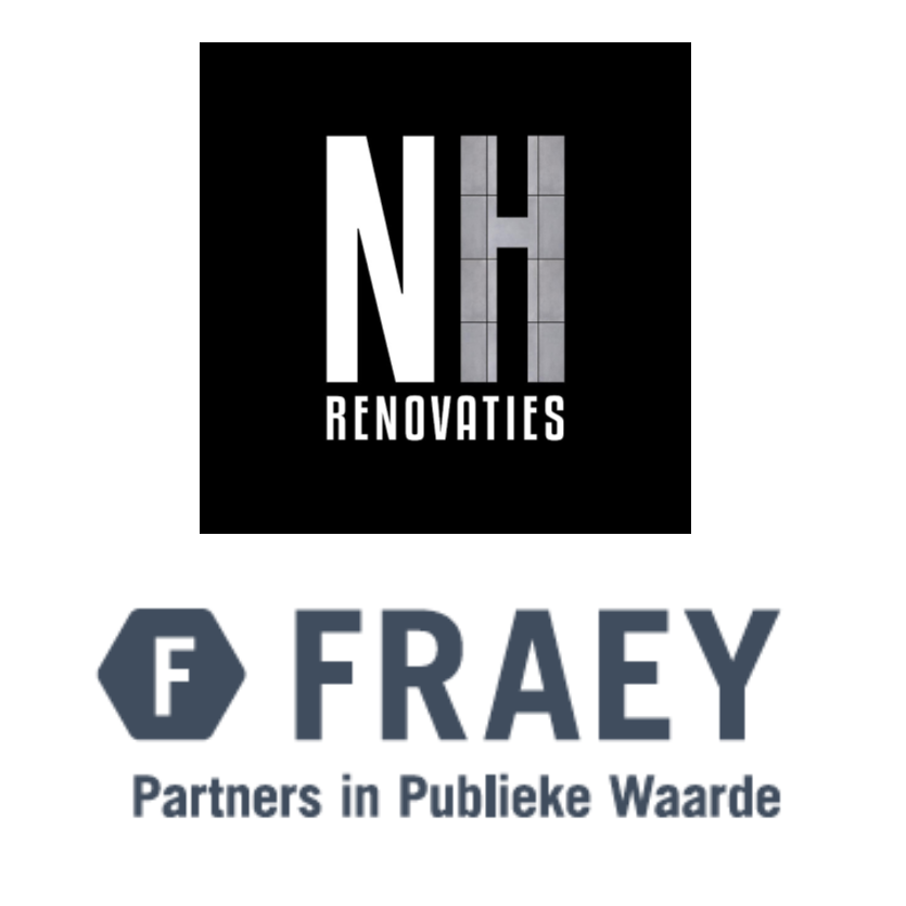 Sponsoren 2020: NH Renovaties en FRAEY
